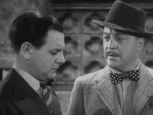The Lady Vanishes' Charters and Caldicott