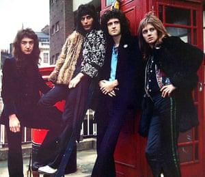 Secret: Queen - 1970