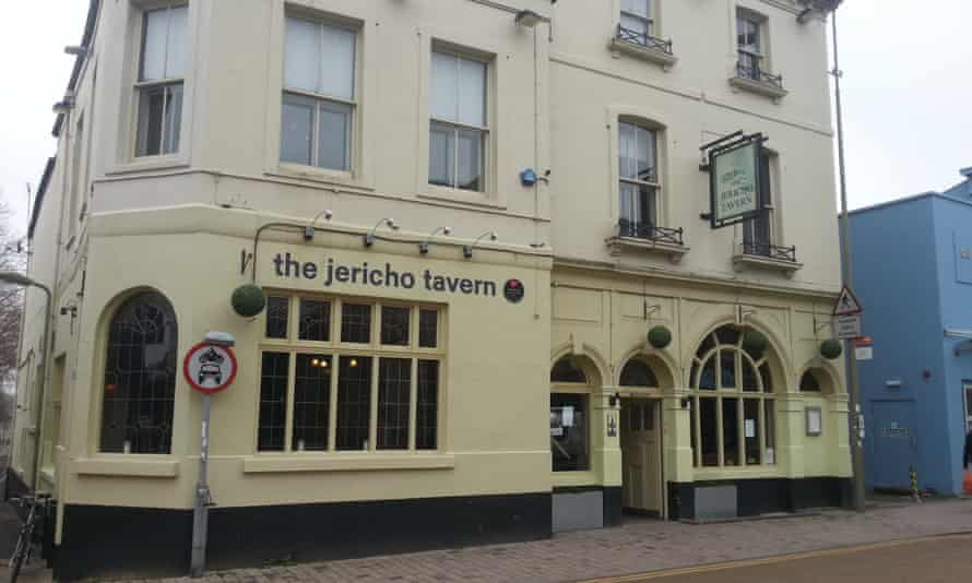 Jericho Tavern Oxford