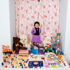 Cun Zi Yi, 3 - Chongquing, China Cun Zi Yi just turned 3 a month ago and for her birthday she has received a lot  of gifts. She plays with everything and she can?t choose her favourite toy. Her parents say that she?s really good on painting and that she will be an artist when she grows up.