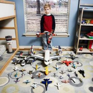 Noel Hawthorne, 5  - South Dallas, Texas  Noel is 100% Texan! He has very clear ideas already, he wants to be a pilot! Noel plays only with airplanes of all sizes and sometimes with the playstation but only with a flight simulator.  His favorite game is to put the little men of lego on his big boing that his father gave him and then let them fly to the bottom of the garden where there is a small pond.  He envisions bringing legos on vacation at the lake, then after making him take a bath, puts them in the aircraft and brings them back home.