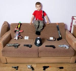 Toy Stories: Pavel, Ukraine
