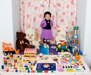 Toy Stories: Cun Zi Yi