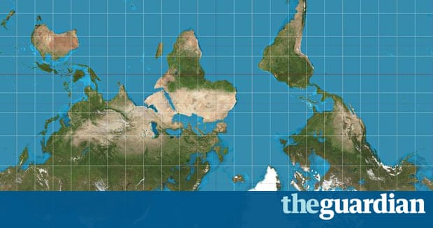 Why Google Maps Gets Africa Wrong World News The Guardian - The guardian us political map