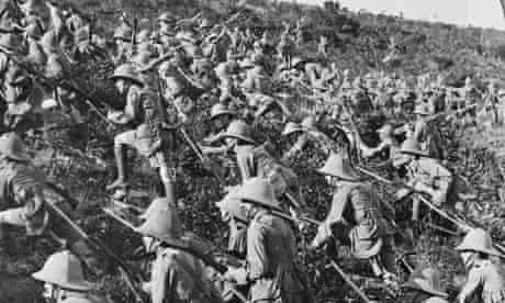Gallipoli Troops