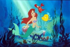 Hans Christian gallery: la petite sirene Little Mermaid The Annee