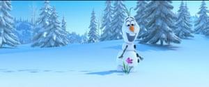 Hans Christian gallery: Olaf Frozen
