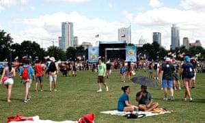 Austin City Limits Music Festival, Zilker park