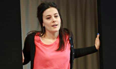 Phoebe Fox in rehearsals for A View from the Bridge directoed by Ivo van Hove at the Old Vic, London