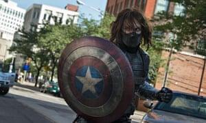 Captain America: The Winter Soldier sebastian stan