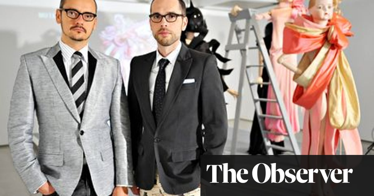 Designers Viktor And Rolf On Their Creative Relationship Life And Style The Guardian