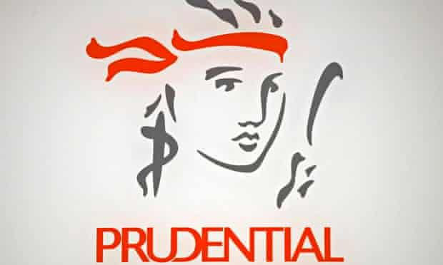 Prudential paid its top directors £50m in 2014.