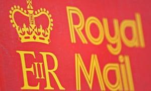 Royal Mail sale