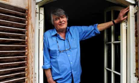 Playwright and author Simon Gray