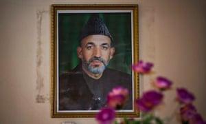 Portrait Hamid Karzai