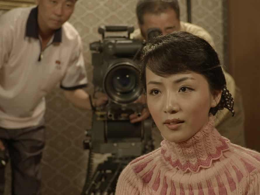 Aim high in creation - actress in North Korea