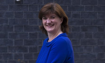 Nicky Morgan, the new minister for women