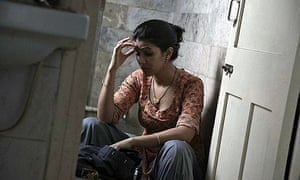 'Unhappy housewife': Nimrat Kaur in The Lunchbox.