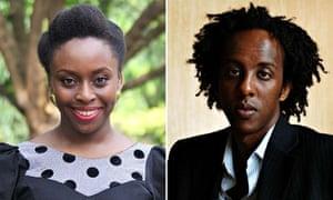 Chimamanda Ngozi Adichie and Dinaw Mengestu