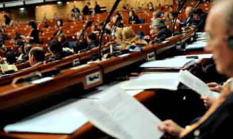 Parliamentary Assembly Session January 2008 / Session de l'Assemble  e parlementaire janvier 2008