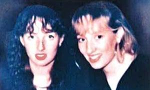 Sisters Sarah and Victoria Hicks