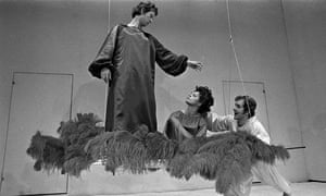 A Midsummer Night's Dream, staged in 1970 by Peter Brook