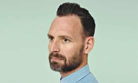 Tim Dowling haircut
