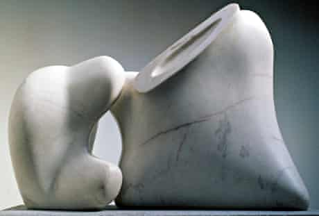 Mother and Child Henry Moore