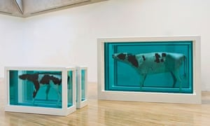 Map of Damien Hirst   The Full Wiki Stuckism