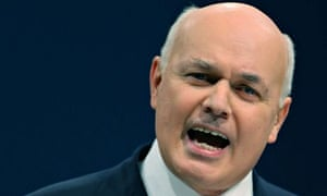 Iain Duncan Smith personal independence payments