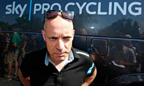 Sir Dave Brailsford has decided to focus full time on managing Team Sky
