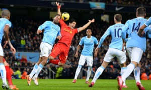 Liverpool v Manchester City is among the stand-out games.