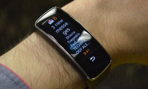 Samsung Gear 2 review Gear Fit review