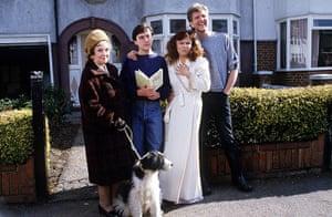 Sue Townsend: Gian Sammarco, Beryl Reid, Julie Walters and Stephen Moore in The Secret Di