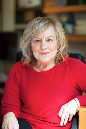 Sue Townsend: Sue Townsend in London