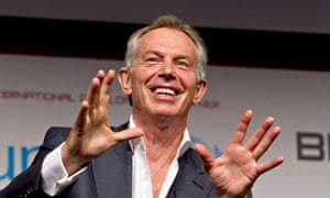 'Tony Blair has refused to apologise for the Iraq war and pops up to argue he was right all along.'