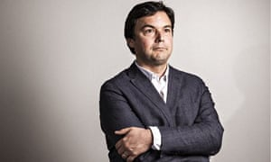 French economist Thomas Piketty, author of Capital in the Twenty-First Century. 'I am not political.