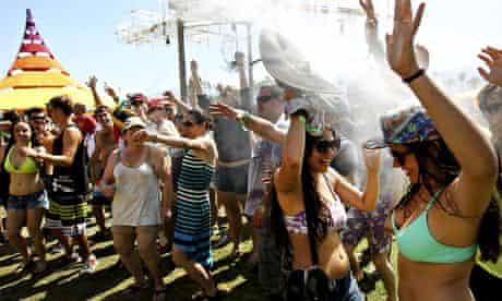 Coachella Music Festival, California
