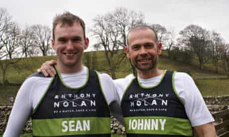 Sean Hagan and Johnny Pearson