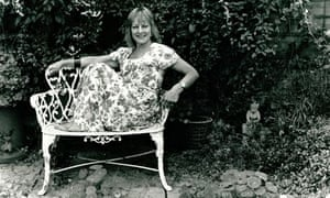 'Healing laughter': Sue Townsend in 1985.