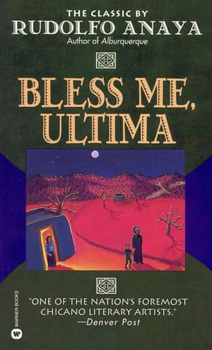 Most chellenged books: 9) Bless Me Ultima, by Rudolfo Anaya. Reasons for being cited: occult/satan