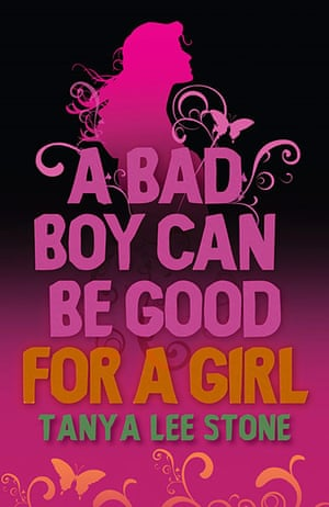 Most chellenged books: 6) A Bad Boy Can Be Good for A Girl, by Tanya Lee Stone was cited for: drug