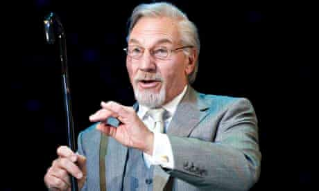 Patrick Stewart in The Merchant of Venice in 2011