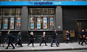 Co-operative Group Difficulties Continue After Lord Myners Resigns