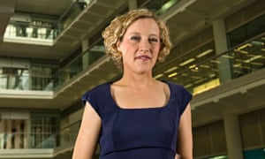 Cathy Newman of Channel 4 News.