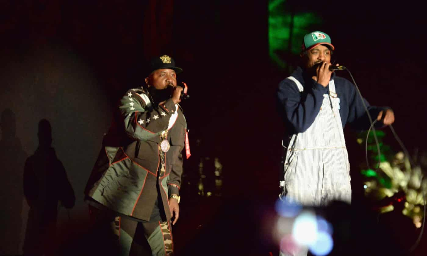Outkast at Coachella review – 'One of the most anticipated reunions proves underwhelming'
