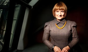 Tessa Jowell photographed at Portcullis House