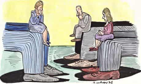 Illustration by Andrzej Krauze rape allegations