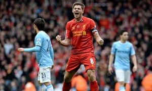 Liverpool's Steven Gerrard was utterly drained after the victory on an occasion for remembrance