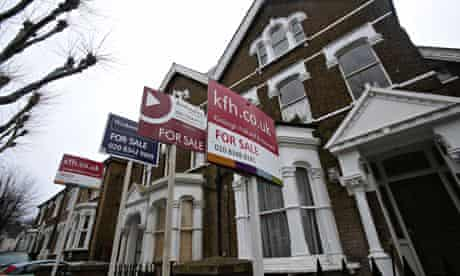 Property price gap at record level